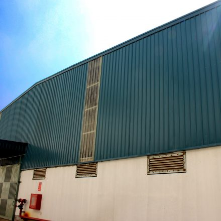 Pre-Fabricated Steel Shed Building